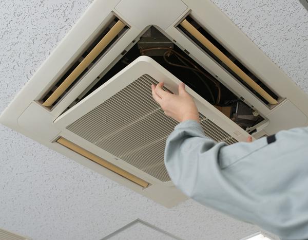 空調設備点検保守清掃