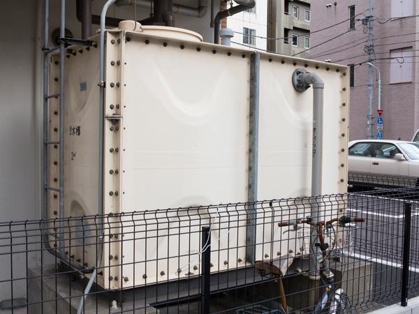 給排水設備点検保守清掃